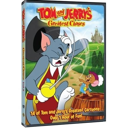 Tom And Jerry's Greatest Chases, Vol. 3 (Full Frame)