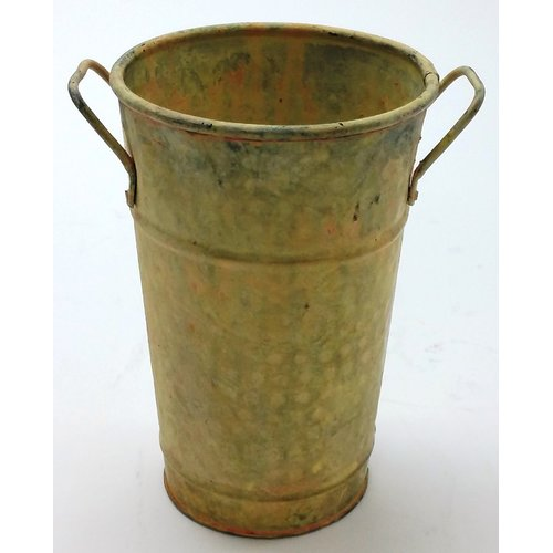 Charlton Home Galen Thyme Metal Table Vase