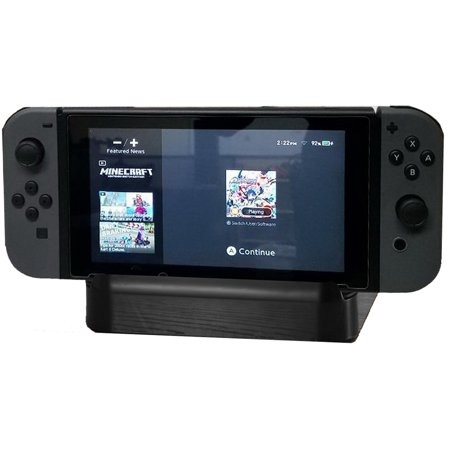 RND Type-C (USB-C) Dock for Nintendo Switch (black)
