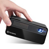 VANKYO GO300 Smart Wi-Fi Mini Projector with BluetoothDLP Theater Projector Supports 1080POutdoor Video Projector for Watching Anywhere