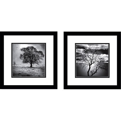 Black And White Photos Framed