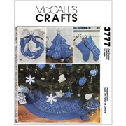McCall's Pattern Christmas Decorating, 1 Size Only