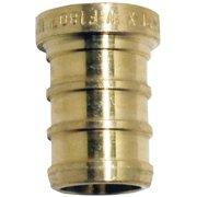 Apollo Valves APXP1210PK Pex Crimp Test Plug, 1/2 in, Brass