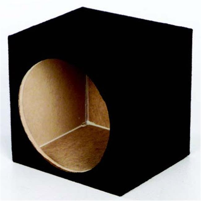Q Power Single 10 in. Unloaded Box - SOLO10