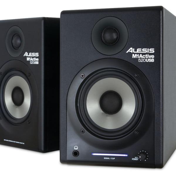 Alesis M1Active 320 USB Active Studio Monitors (Pair)
