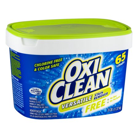 OxiClean Versatile Stain Remover, 48 Oz