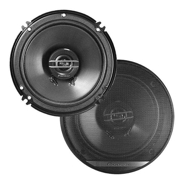 Speakers Cars 6.5-in 300 Watts 2-way Component Speaker For Cars - Pair