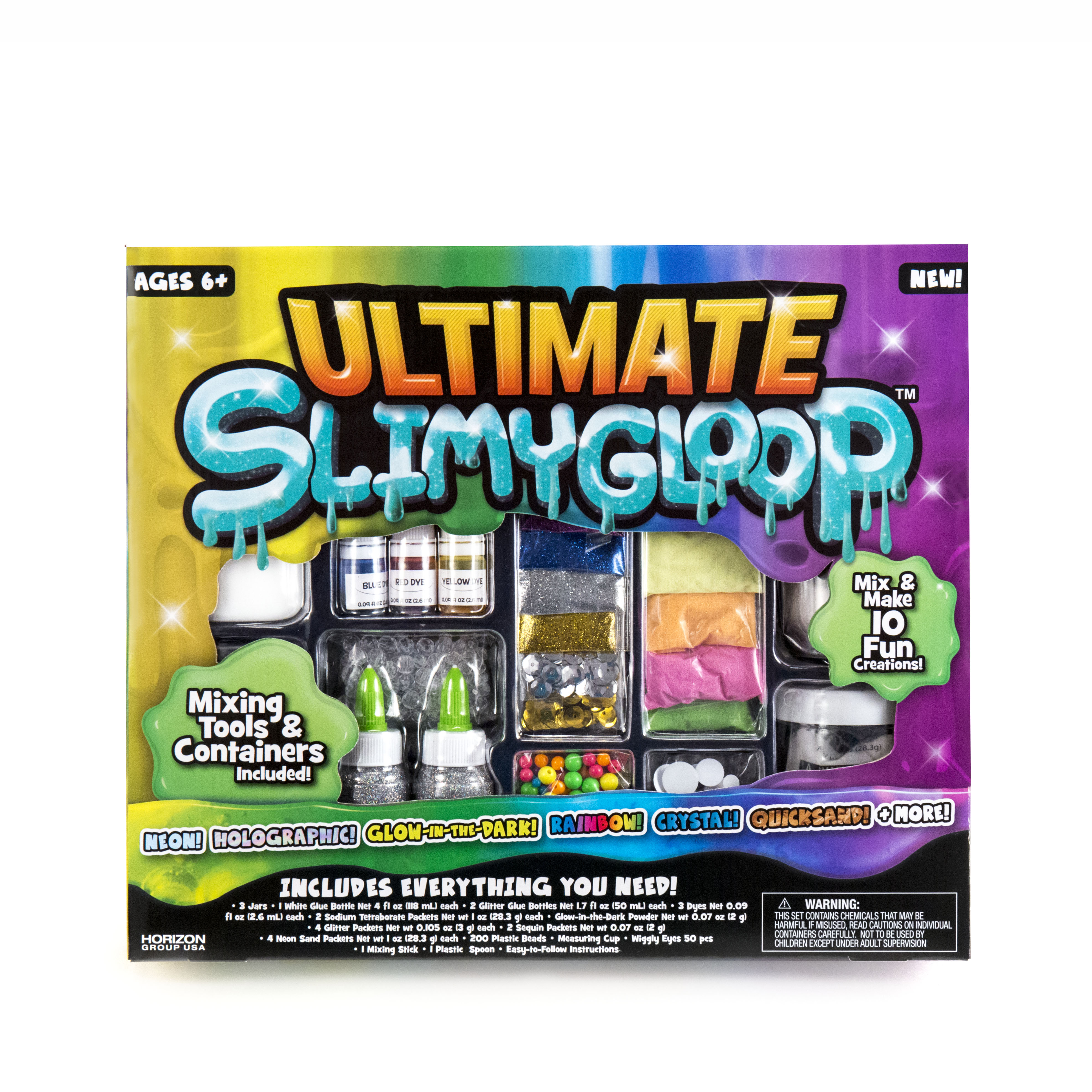 Ultimate SLIMYGLOOP ® Kit