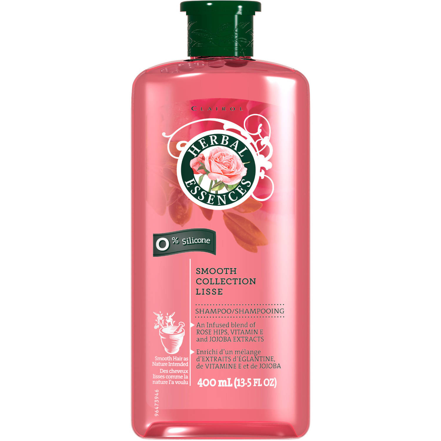 Herbal Essences Smooth Collection Shampoo, 13.5 fl oz