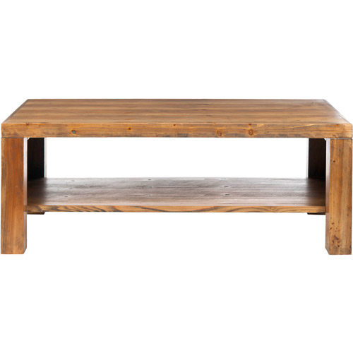 Carmine Faux Marble Coffee Table: Carmine Occasional Table Collection
