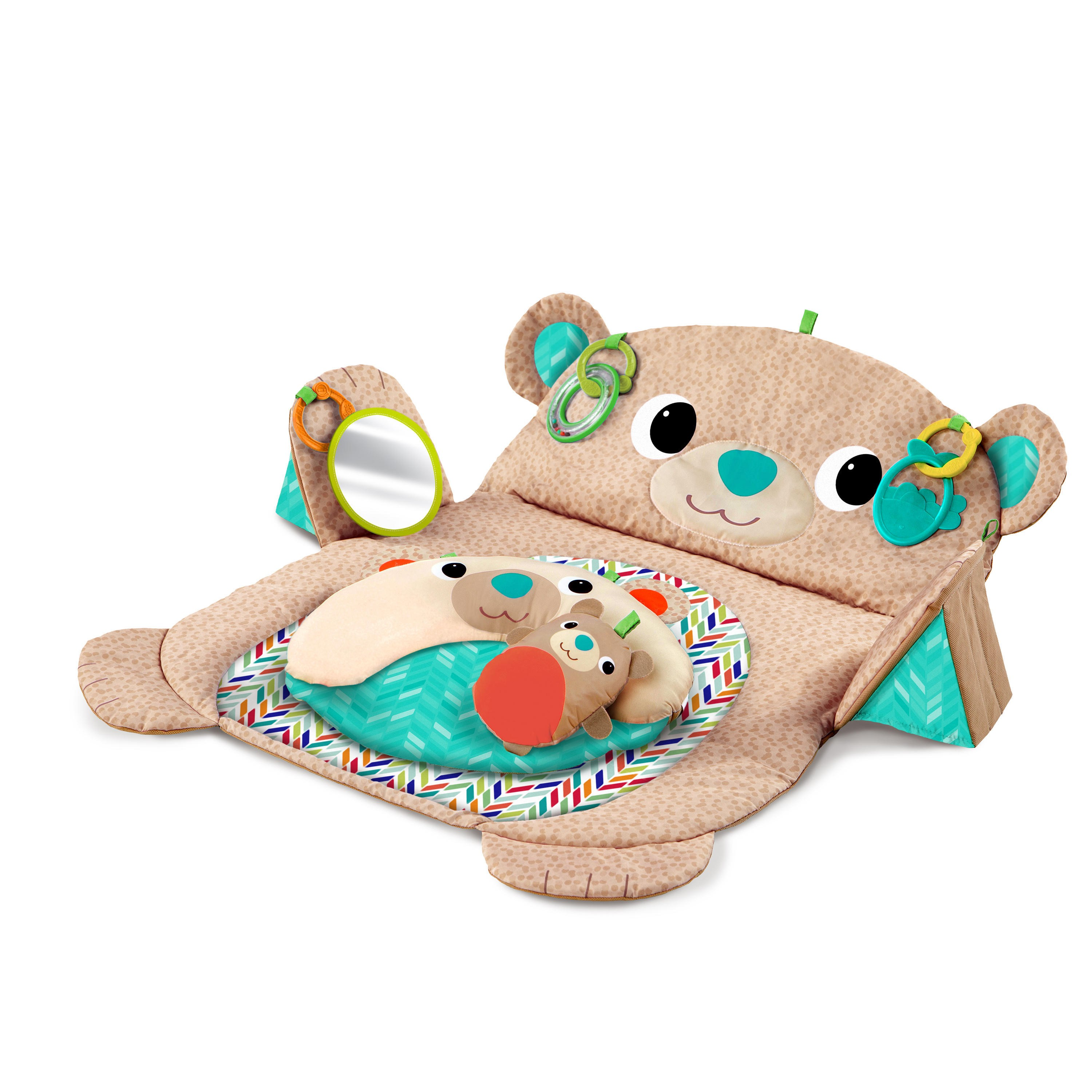 Bright Starts Tummy Time Prop & Play by Bright Starts