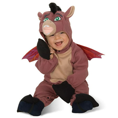 Infant Donkey Costume Rubies 885334, 6-18mo