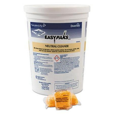 Easy Paks Neutral Cleaner, 180 Packets (DVO990653)