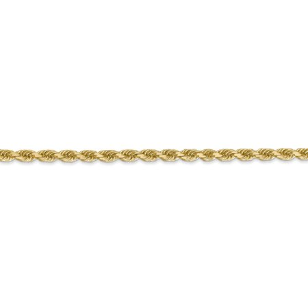 Leslie's 14K 3.00mm Diamond-Cut Rope Chain (Weight: 14.49 Grams, Length: 18 Inches) - image 1 de 4