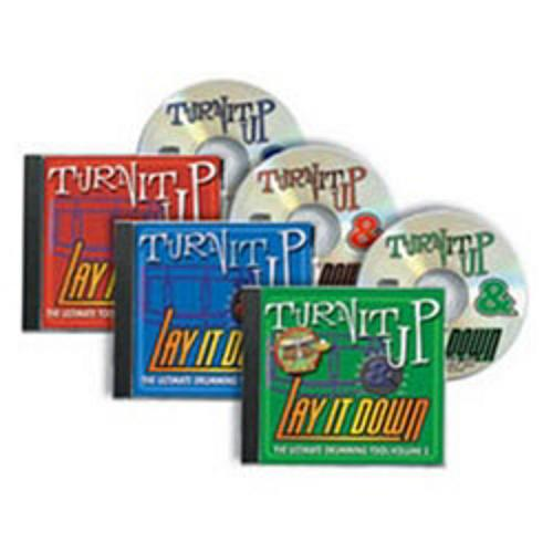 Rhythm Tech Turn It Up And Lay It Down CD Series (Volume 3) by RhythmTech