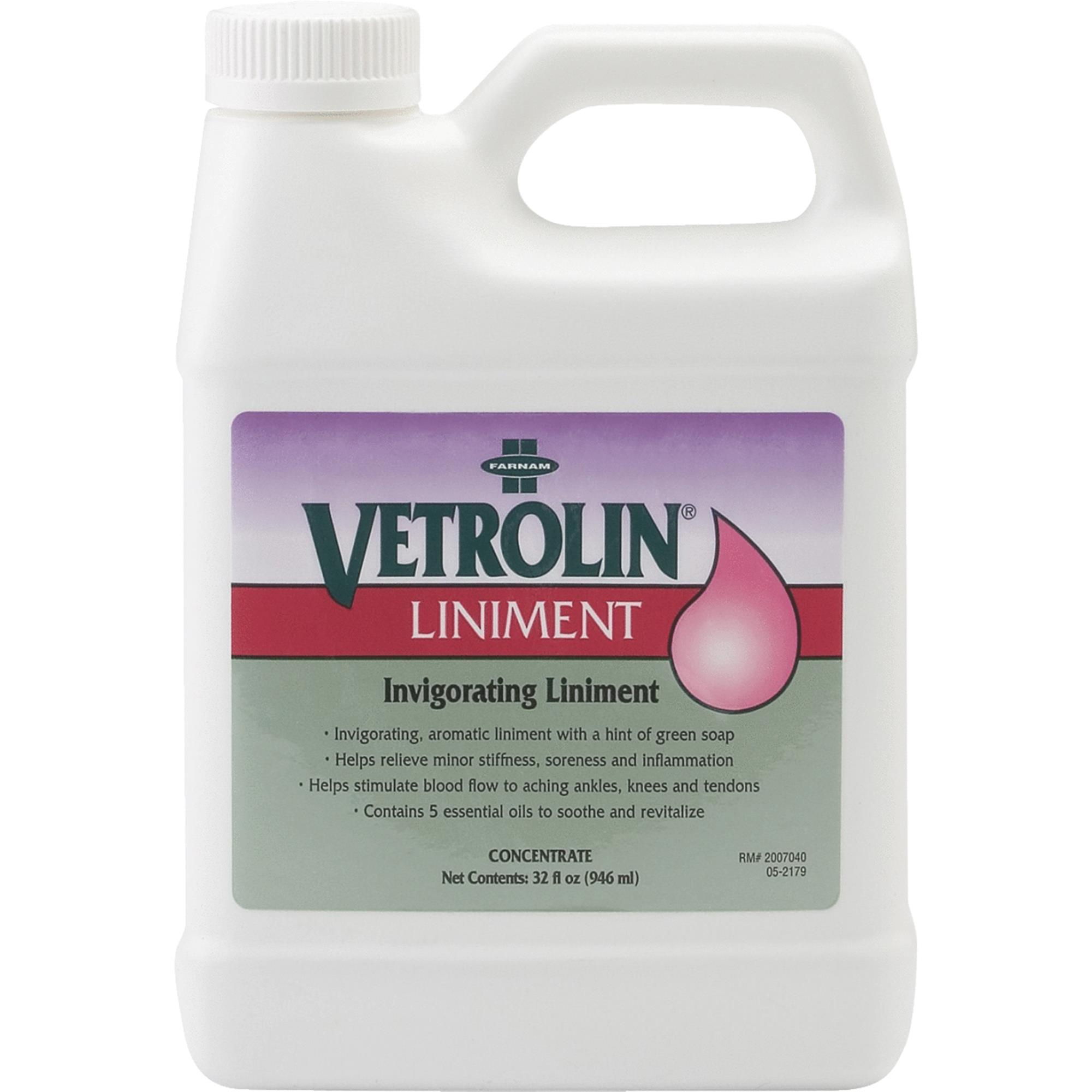 Vetrolin Equine Liniment For Equine Leg Care