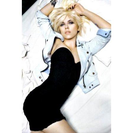- Scarlett Johansson Poster 24in x 36in