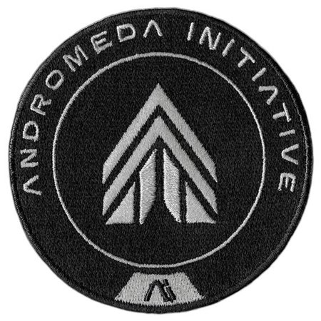 Dark Horse Deluxe Mass Effect Andromeda Apex Force Embroidered Patch
