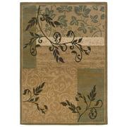 Oriental Weavers CAMDEN 2395C-5x8-Green Area Rug area rug