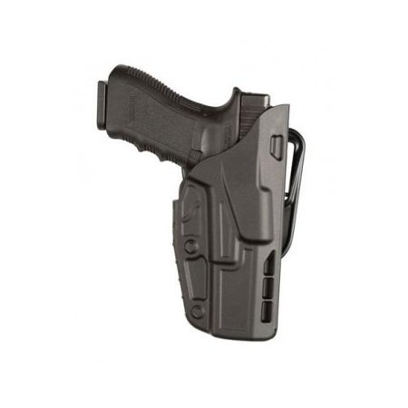 - Safariland 7377 7TS ALS Belt Slide Concealment Holster, Glock 19, 23 4.0in., Pla