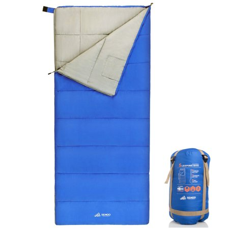 Semoo Lightweight Sleeping Bag For Adults Teens Outdoor Indoor Ultralight Backpacking Hiking Camping (Best Backpacking In Canada)