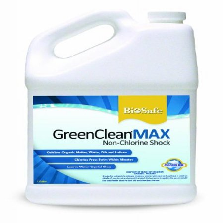 Greencleanmax Non Chlorine Shock Cleaning Liquid For Swimming Pools Epa Registered Return