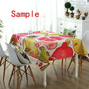 Mypop world map cotton linen tablecloth 60x84 inches tablecover mypop world map cotton linen tablecloth 60x84 inches tablecover desk table cloth for dining room gumiabroncs Images