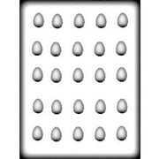 """Jelly Bean Eggs ⅞"""" Hard Candy Mold - 8H-2011 - National Cake Supply"""
