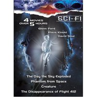Sci-Fi Classics Volume 5 (DVD)
