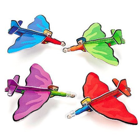 Fun Express Superhero Gliders (2 - Express Discount