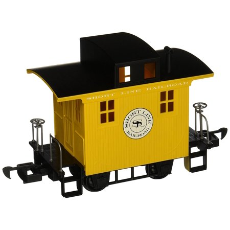 Bachmann Industries Li'L Big Haulers Caboose G-Scale Short