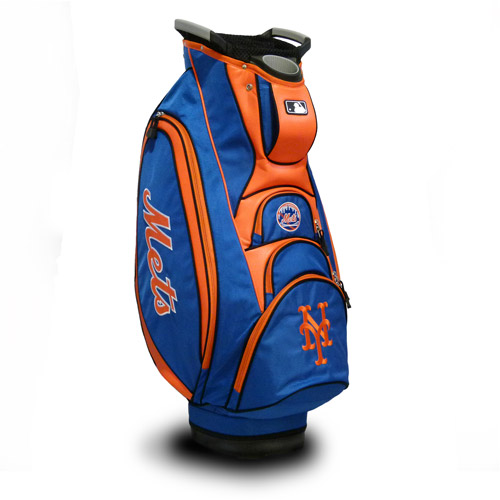 Click here to buy Team Golf MLB New York Mets Victory Golf Cart Bag by Team Golf.