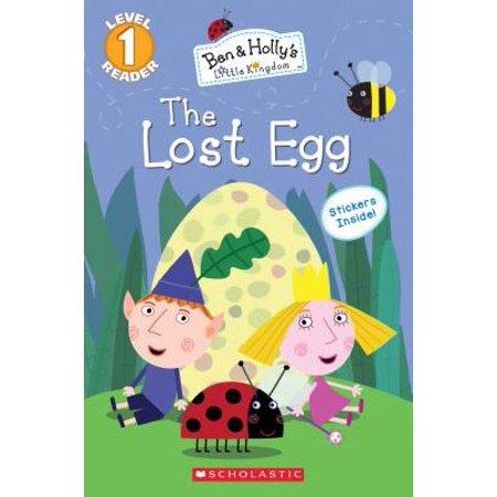 Ben & Holly's Little Kingdom: The Lost Egg (Paperback)