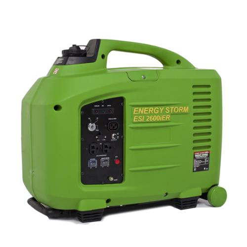 Lifan Power ESI2600IER-CA Gasoline Powered Generator