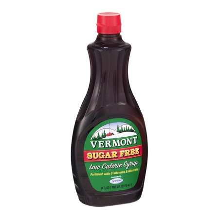 Vermont Syrup, Sugar Free, 24 OZ (Pack of - Vermont Healthy