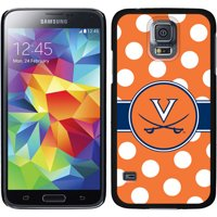 University of Virginia Polka Dots Design on Samsung Galaxy S5 Thinshield Case by Coveroo
