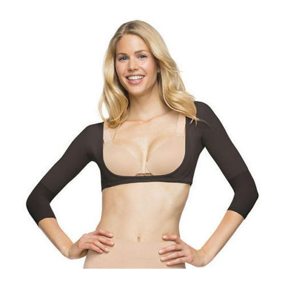 f1387ab2dce0e Spanx - Spanx Sara Blakely ARM-Believable Toning Arm Shaper - Nude, XL -  Walmart.com