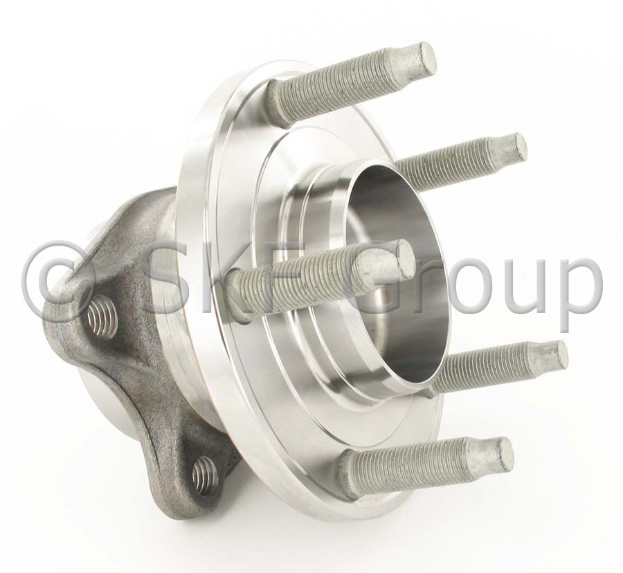 Skf Br Wheel Bearing And Hub Assembly For   Ford Edge
