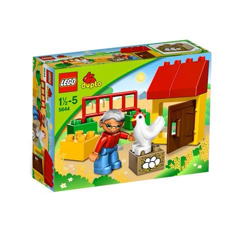 Duplo Chicken Coop Set LEGO 5644