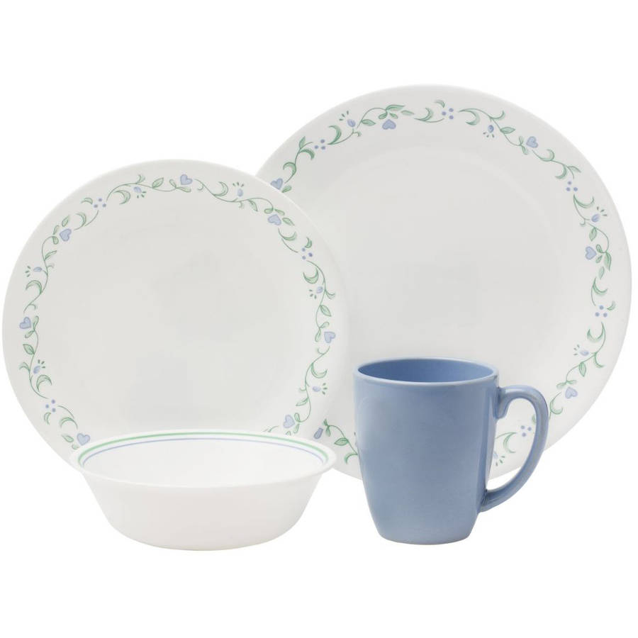 sc 1 st  Walmart & Corelle Livingware Winter Frost White 3-Piece Serving Set - Walmart.com