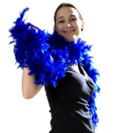 Blue Feather Boas (Blue Feather Boa)