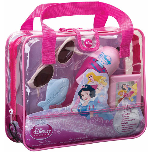 Shakespeare Disney Princess Purse Fishing Kit