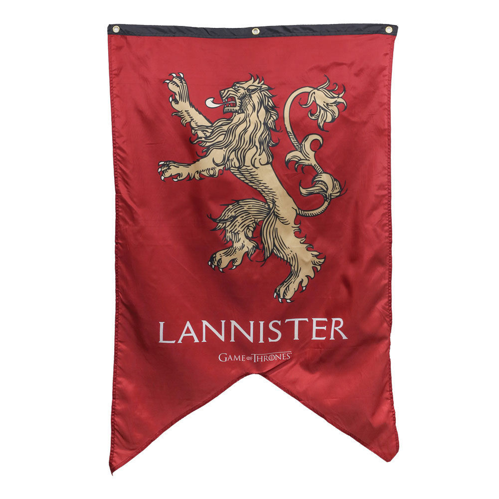 "Game Of Thrones Lannister House Tapestry Poster Flag Banner 30"" x 50"""