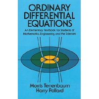 Dover Books on Mathematics: Ordinary Differential Equations (Paperback)
