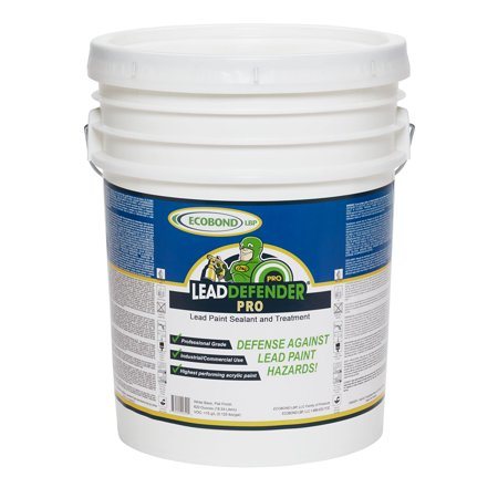ECOBOND Lead Defender Pro 5-Gal Lead Based Paint Treatment and (Lead Based Paint)