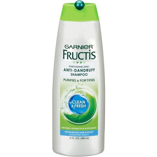 Garnier Fructis Clean And Fresh Anti-Dandruff Shampoo, 13 fl oz
