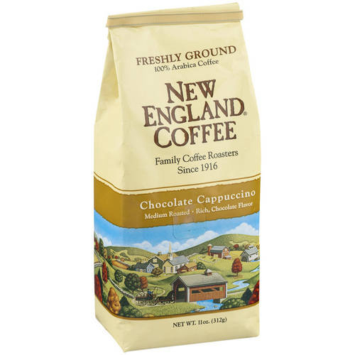New England Coffee Chocolate Cappuccino Coffee, 11 oz