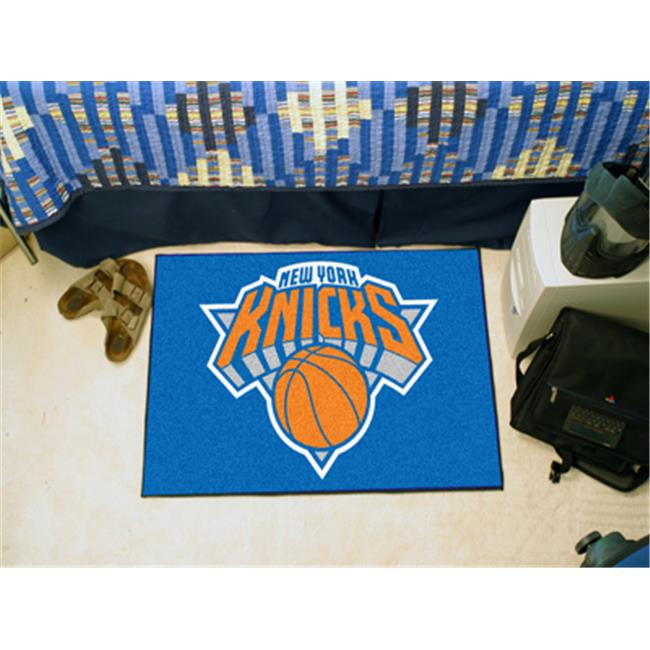 Fanmats 11918 NBA - New York Knicks Starter Rug 19'' x 30''