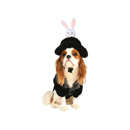 Cinema Halloween Party (Hat Trick Magician Pet Costume Size Medium by Cinema)