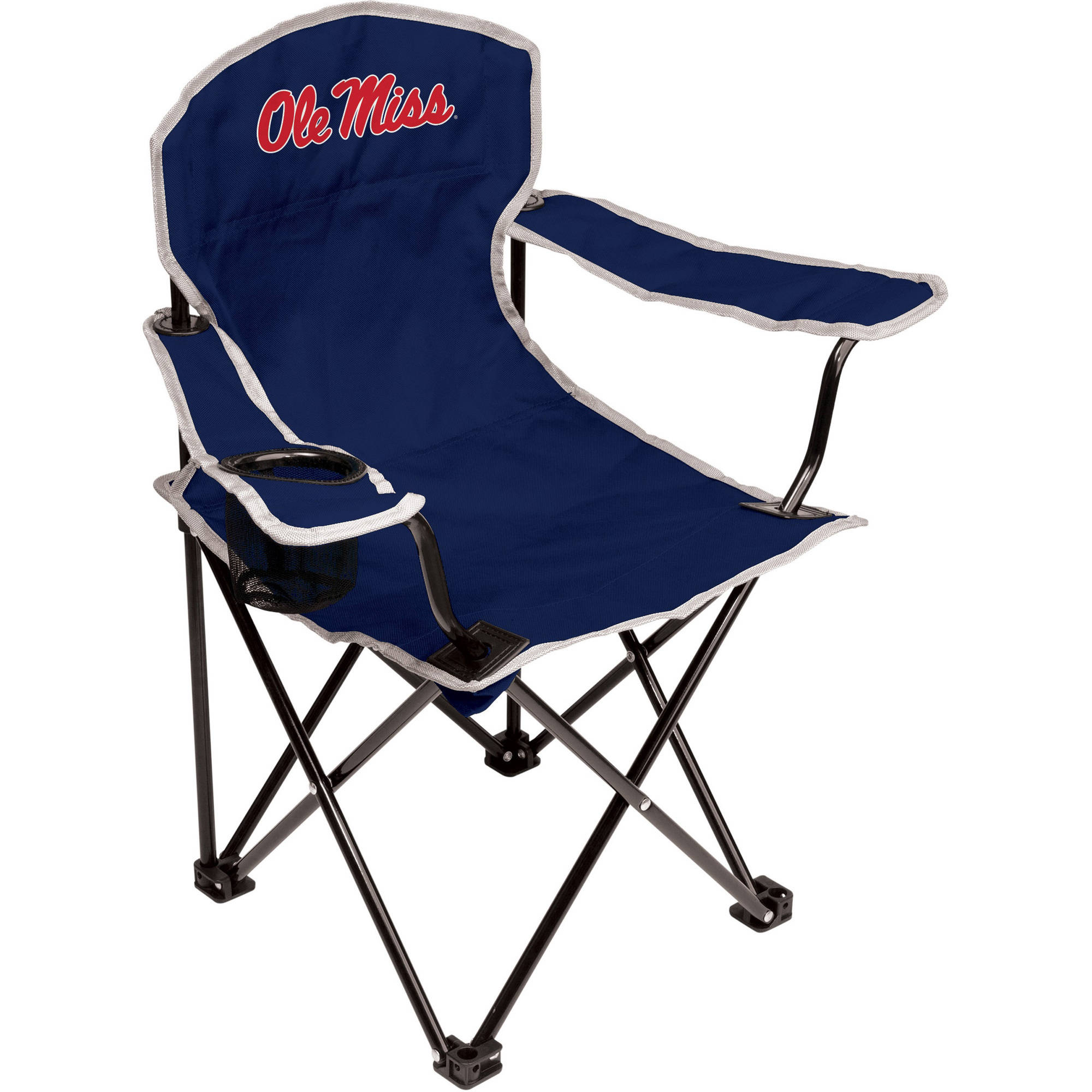 NCAA Mississippi Rebels Youth Size Tailgate Chair from Coleman by Rawlings